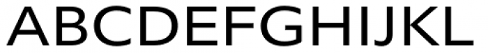 Morandi Ext Font UPPERCASE