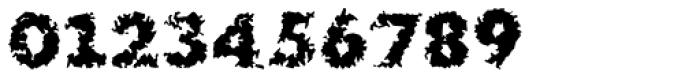 More Kaputt EF Regular Font OTHER CHARS