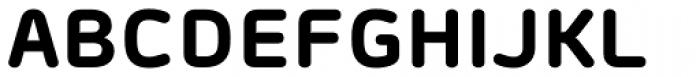 Morebi Rounded Black Font UPPERCASE