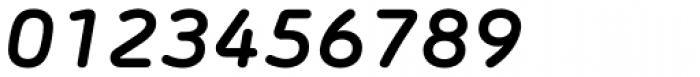 Morebi Rounded Bold Italic Font OTHER CHARS