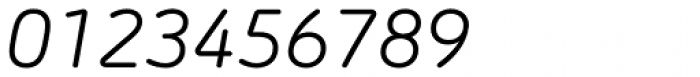 Morebi Rounded Italic Font OTHER CHARS