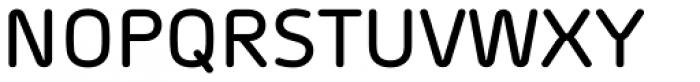 Morebi Rounded Medium Font UPPERCASE