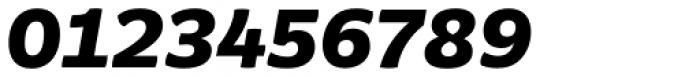 Moreno Bold Italic Font OTHER CHARS