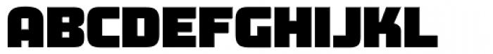 Morgan Bg3 Bold Font LOWERCASE