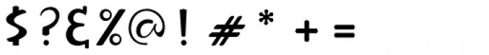 Morgana Script Regular Font OTHER CHARS