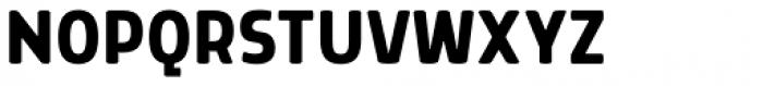 Morl Medium Font UPPERCASE