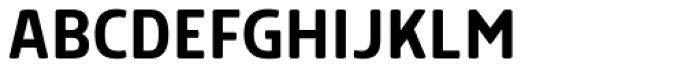 Morl Regular Font UPPERCASE