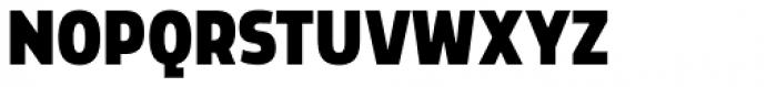 Morl Sans Extra Bold Font UPPERCASE