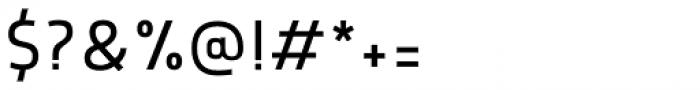 Morl Sans Light Font OTHER CHARS