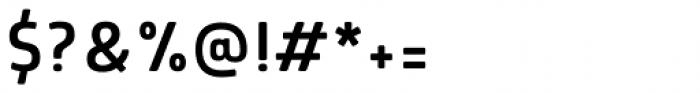 Morl Semi Light Font OTHER CHARS