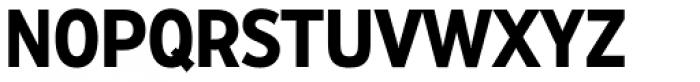 Morpeth Bold Font UPPERCASE