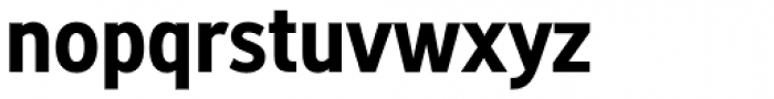 Morpeth Bold Font LOWERCASE