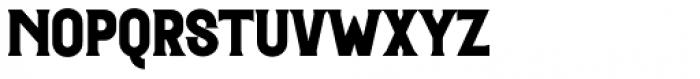 Mosherif Short Font UPPERCASE