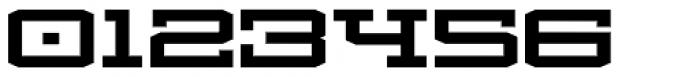 Mosler Safe Font OTHER CHARS
