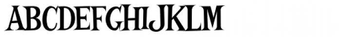 Mother Hen AOE Font UPPERCASE
