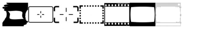MotionBats Cat Black Font OTHER CHARS