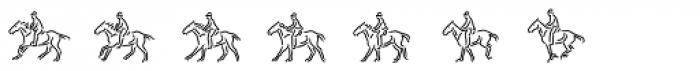 MotionBats Jump Regular Font UPPERCASE