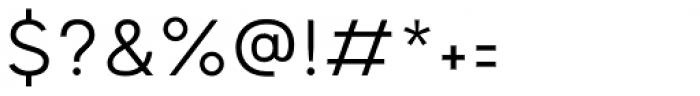 Motiraw ALT Light Font OTHER CHARS