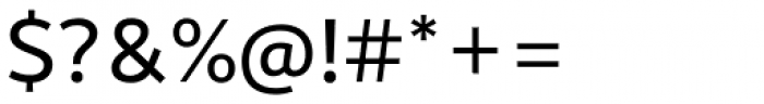 Motiva Sans Font OTHER CHARS