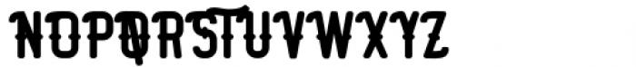 Motopica Bold Font UPPERCASE