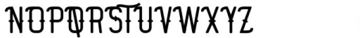 Motopica Regular Font UPPERCASE
