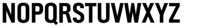 Motorway Bold Font UPPERCASE