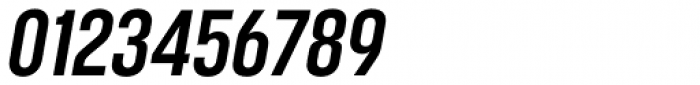 Motorway Semi Bold Italic Font OTHER CHARS