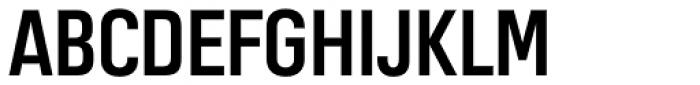 Motorway Semi Bold Font UPPERCASE
