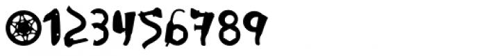 Mototype Premium Font OTHER CHARS