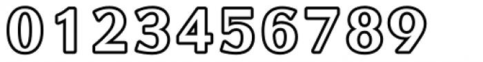 Motoya Sousyoku Li AJis-W6 Font OTHER CHARS