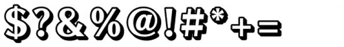 Motoya Sousyoku Sh AJis-W6 Font OTHER CHARS
