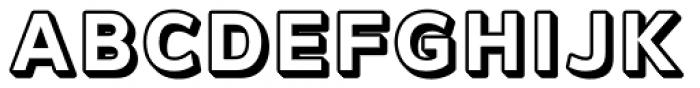 Motoya Sousyoku Sh CJis-W6 Font UPPERCASE