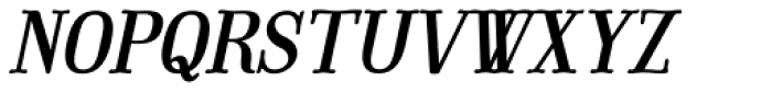 Mount Italic Font UPPERCASE
