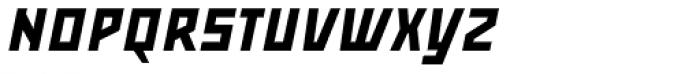 Mountain SC Italic Font LOWERCASE