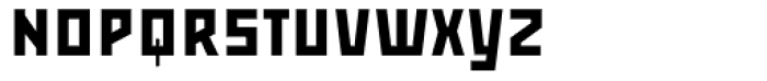 Mountain SC Font LOWERCASE
