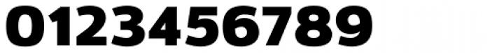 Moveo Sans Black Font OTHER CHARS