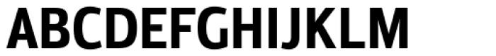 Moveo Sans Cond Bold Font UPPERCASE