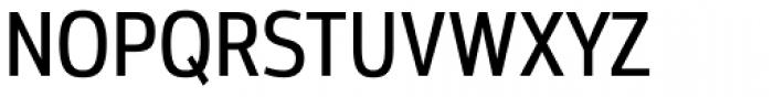 Moveo Sans Cond Medium Font UPPERCASE