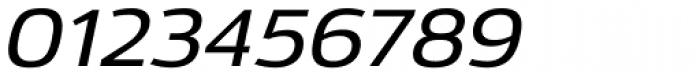 Moveo Sans Ext Medium Italic Font OTHER CHARS