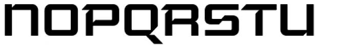 Moyenage Sans 44 Font UPPERCASE