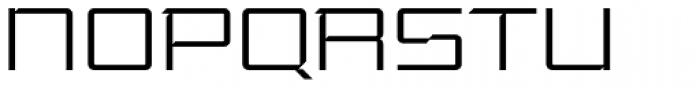 Moyenage Sans 52 Font UPPERCASE
