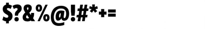 Mozer Black Font OTHER CHARS