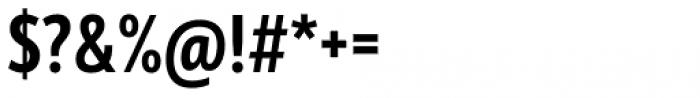Mozer Bold Font OTHER CHARS