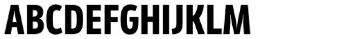 Mozer Heavy Font UPPERCASE