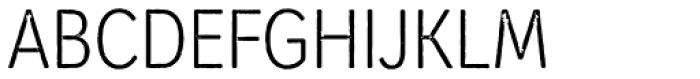 Mozzart Rough Regular Condensed Font UPPERCASE