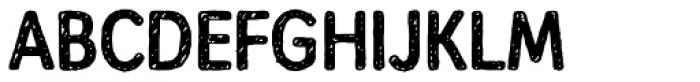 Mozzart Sketch Bold Condensed Font UPPERCASE