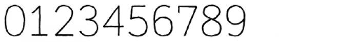 Mozzart Sketch Light Font OTHER CHARS