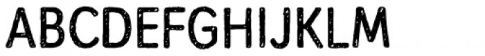 Mozzart Sketch Semi Bold Condensed Font UPPERCASE
