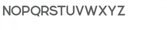 Momoco Medium Font UPPERCASE