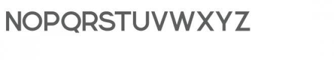 Momoco Medium Font LOWERCASE